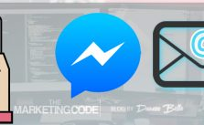 Which Marketing Platform Is Best For Your Brick And Mortar Business: Email, Text Messaging, Or Facebook Messenger?