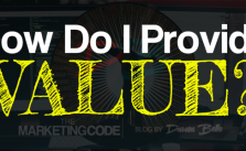 [Podcast] How do i provide value? Do the work – and let people see it! [Article]